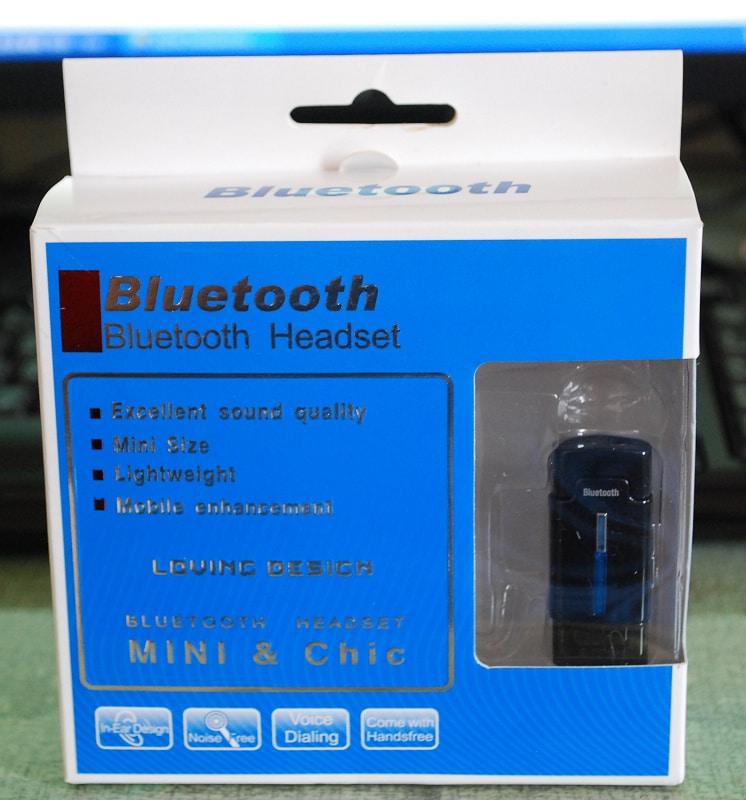 【簡易開箱】E8 立體聲 藍芽耳機