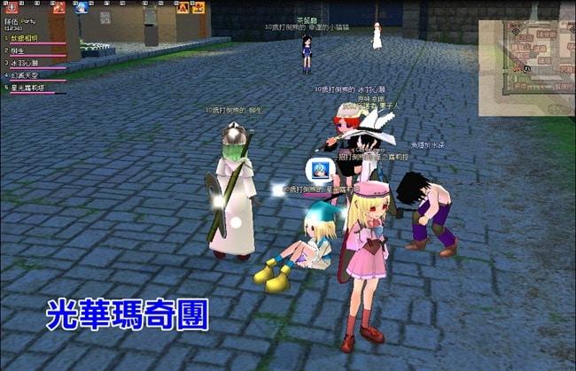 【遊戲】Mabinogi 瑪奇 2005~2011 回憶錄 Part 1