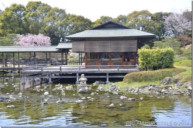 【日本名古屋】自由行第六天: 熱田神宮, 白鳥庭院, 桃園機場 (END)