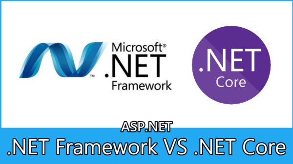 .NET Framework與.NET Core差異