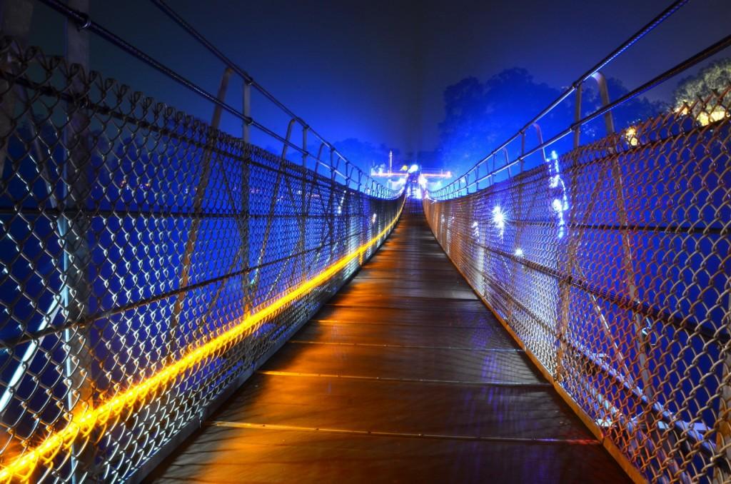 【南投天空之橋】2014 南投猴探井天空之橋